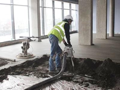 Устройство цементно-песчаных стяжек по немецким технологиям.
