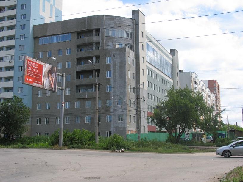 Офисный центр по ул. Дачная