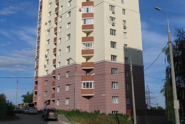 Жилой дом по ул Тухачевского