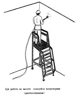 Инструкция по охране труда для штукатуров