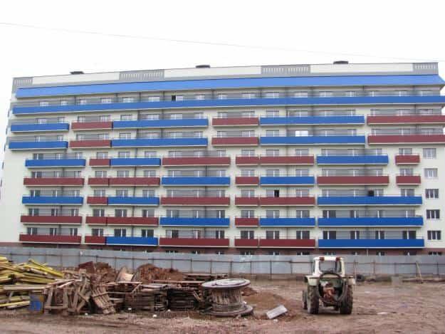 ЖК «Доминанта», 1 очередь, границах ул. Н.-Вокзальной, Силовой,  Н.-Садовой и Жигулевской