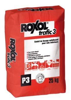Самовыравнивающаяся финишная смесь Roxol Trafic 3