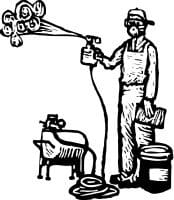 Шпатлевка машинная — быстрее и качественнее