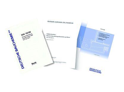 Германские стандарты качества штукатурных работ DIN V 18550