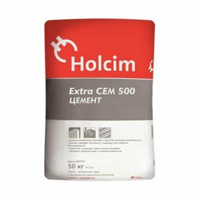 Цемент Holcim ExtraCem марки 500