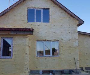 утепление фасадов жилых домов пенополиуретаном