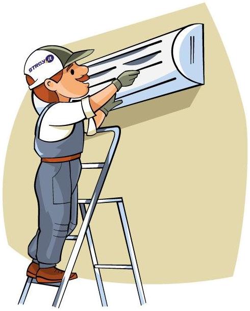 hvac professional installer предмонтаж и домонтаж кондиционеров в самаре