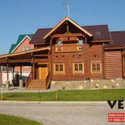 320 кв.м. Реализован проект дома  ВЕРИ Шувалгин