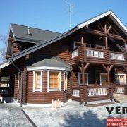 520 кв.м. Реализован Проект дома ВЕРИ Шувалгин
