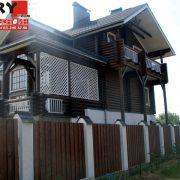 530 кв.м. Реализован Проект дома ВЕРИ Шувалгин