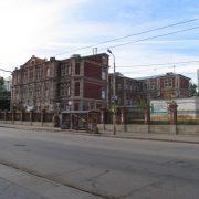 Реконструкция здания под родильный дом по ул Льва Толстого