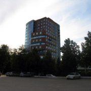 Офисный центр Самарской валютной биржи