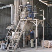 Технологическое оборудование для производства гипса и ССС