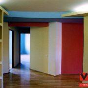 Реализация дизайн проекта квартиры. ВЕРИ. Февраль 2002
