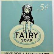 Шампунь или жидкое мыло. для стяжки