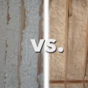 сравнение ппу с открытой и закрытой ячейкой