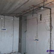 Электрика ЖК Волжкие паруса от СК Град в Самаре